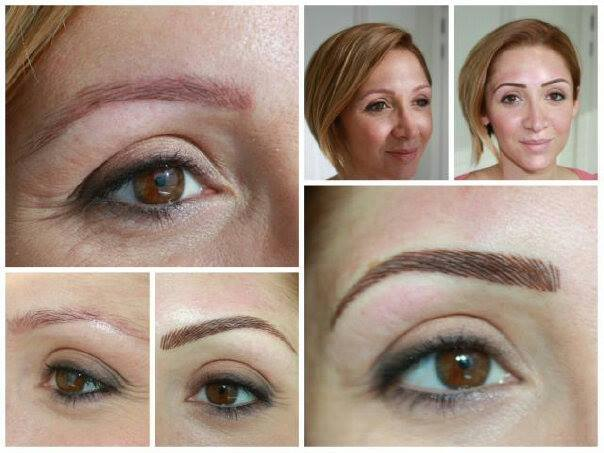 Lucy Jo Hudsons Brows
