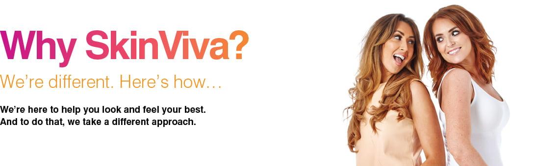 Why SkinViva?