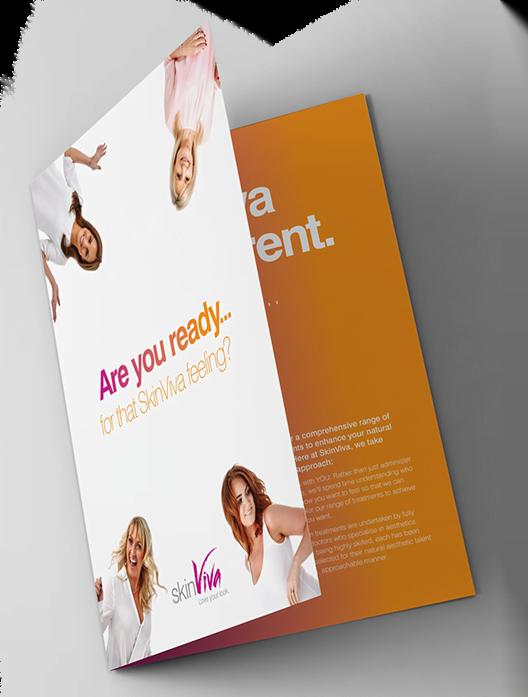 Free SkinViva Brochure