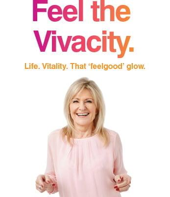 Feel the Vivacity.