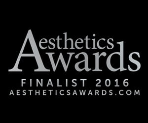 aesthetics awards finalist