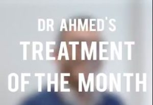 treatment of the month chin