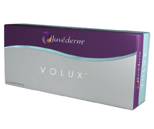 Juvederm VOLUX pack